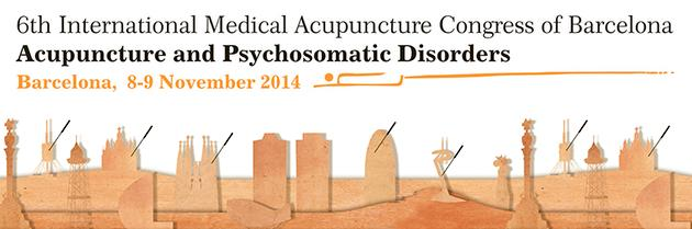 6th International Medical Acupuncture Congress – Barcelona
